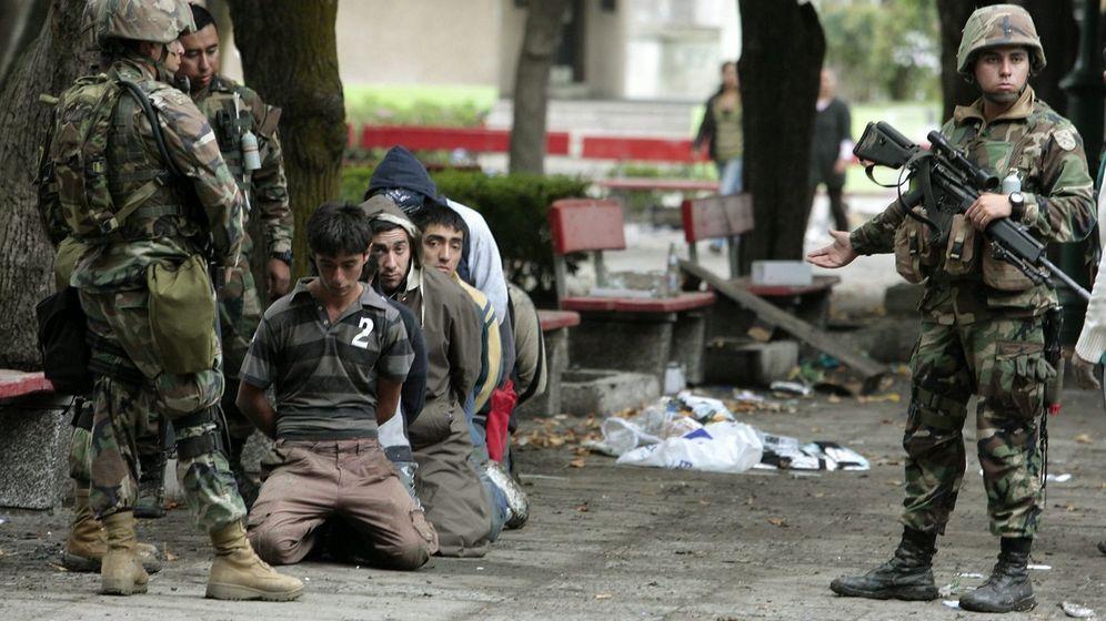 Chile nach dem Beben: Chaos und Gewalt in Concepción