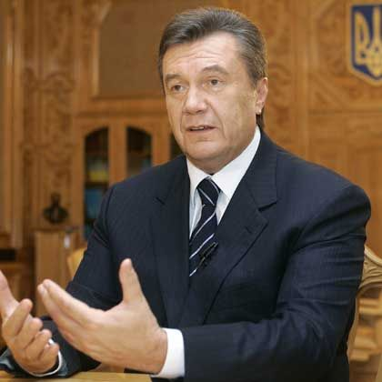 Ukrainian Prime Minister Viktor Yanukovych is locked in a battle for power with President Viktor Yushchenko.