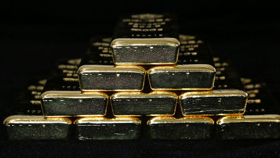 Die Goldfrage: auf lange Sicht noch weniger Gewinn als Aktien