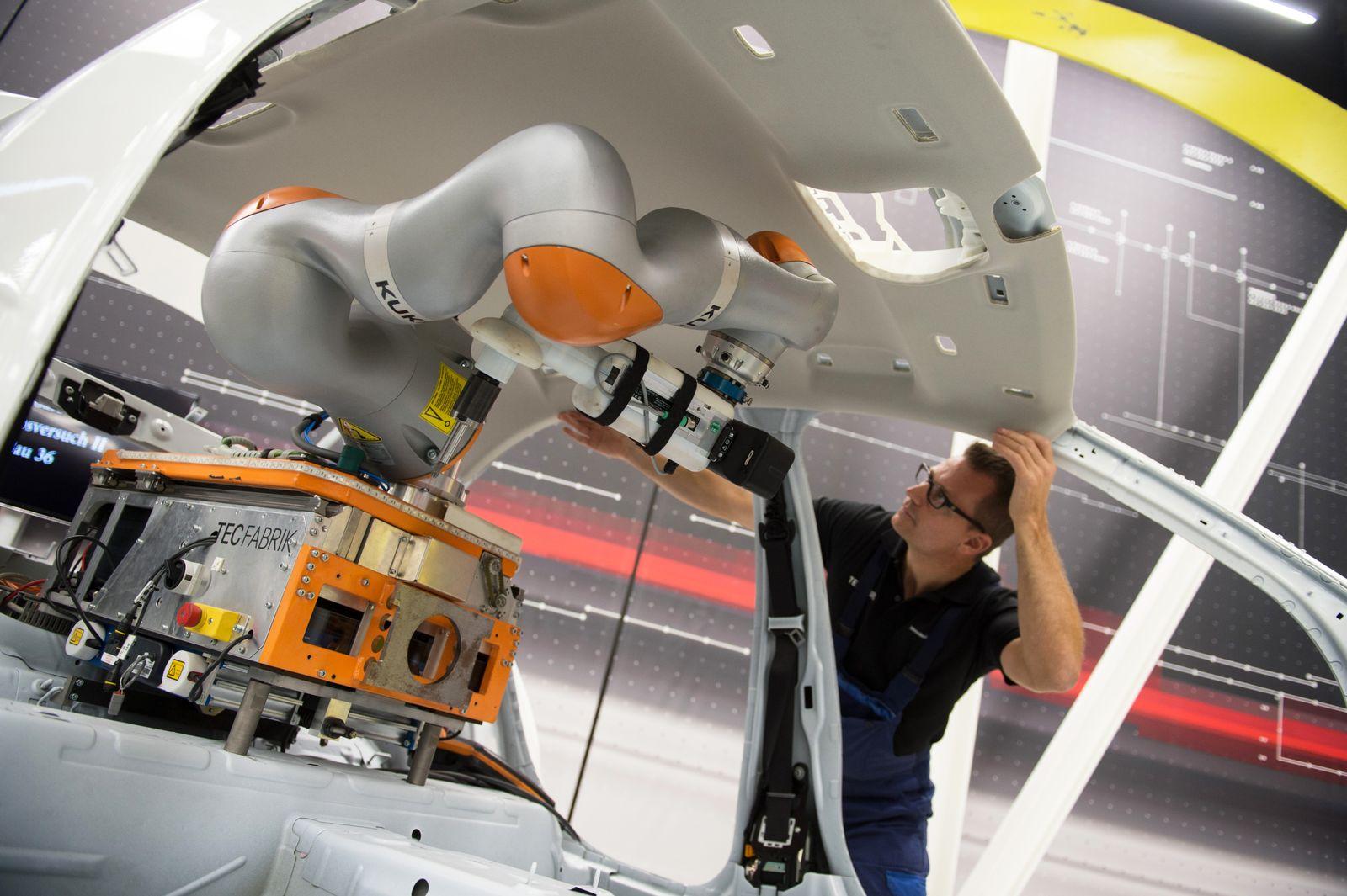Industrie 4.0 / Daimler