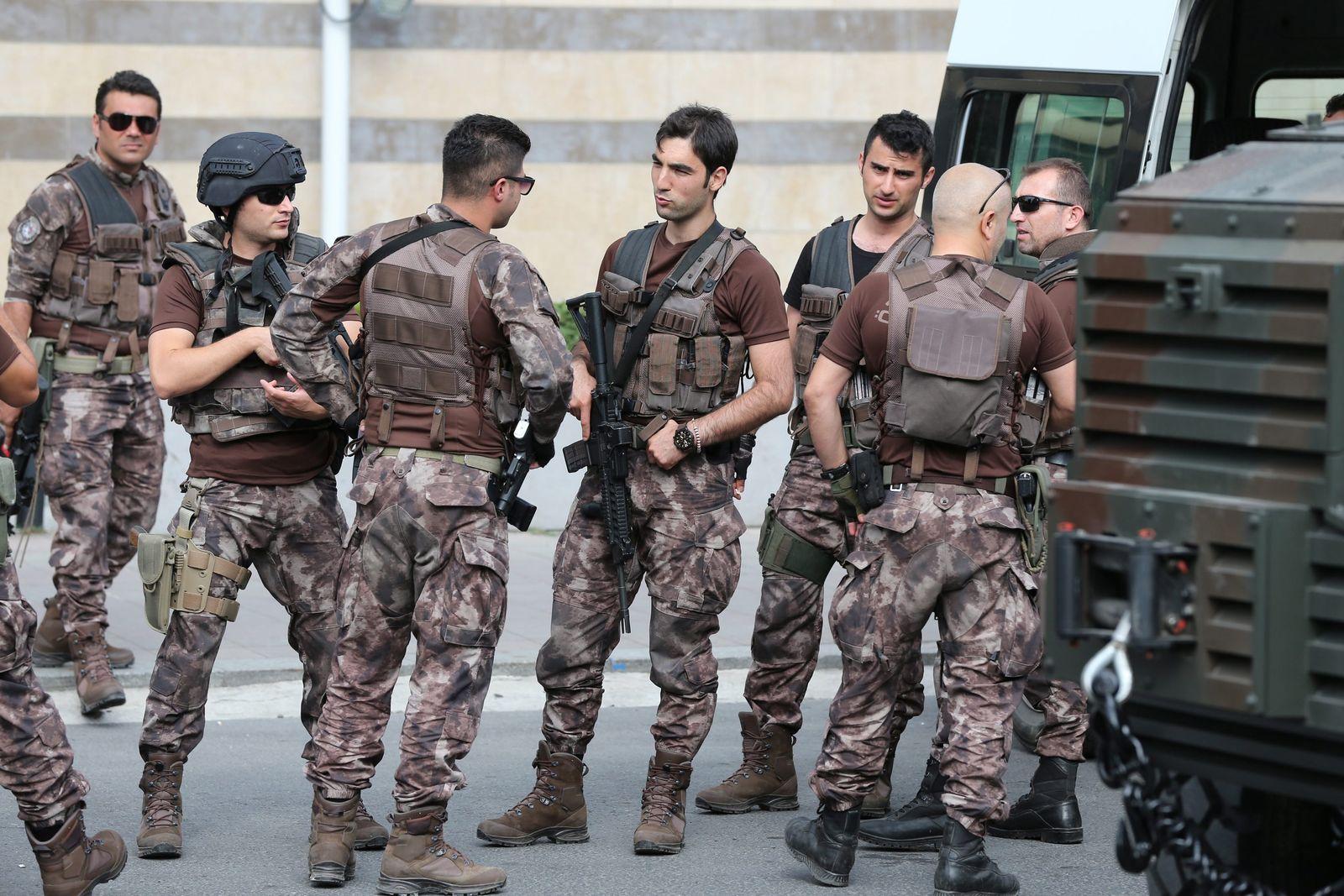 Türkei/Armee
