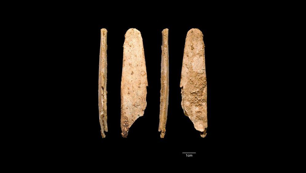 Evolution: Die Knochenwerkzeuge der Neandertaler