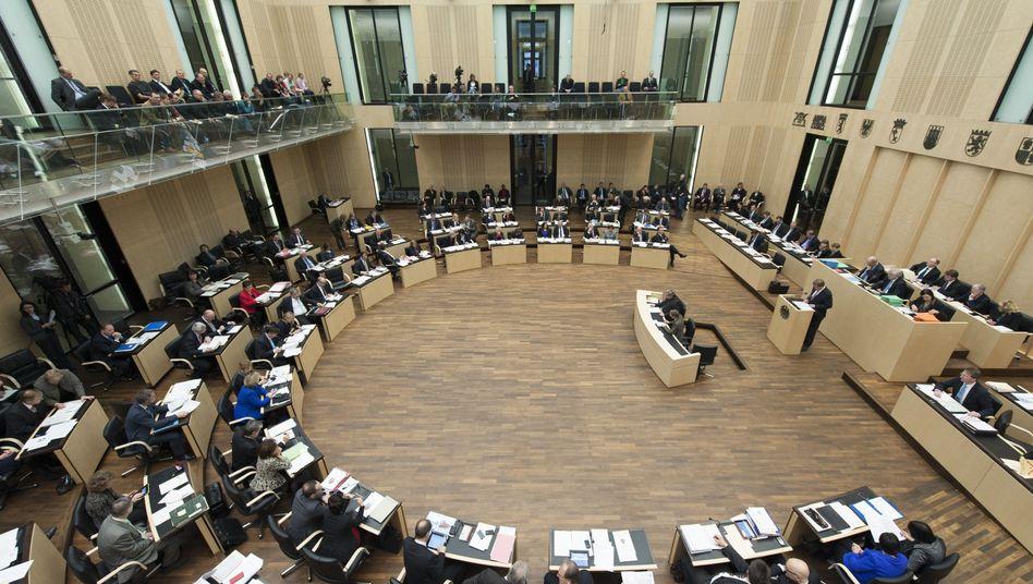 Sitzung des Bundesrats (Dezember 2012): Neue Aufteilung nach der Wahl in Hannover