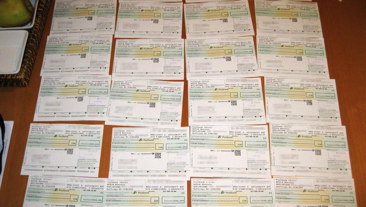 Zahlungsanweisung zur verrechnung postbank wo einlösen