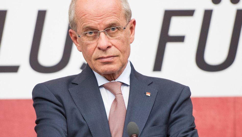 IG-Metall-Chef Berthold Huber: Unterschiedliche Lohnerhöhungen spalten die Gesellschaft