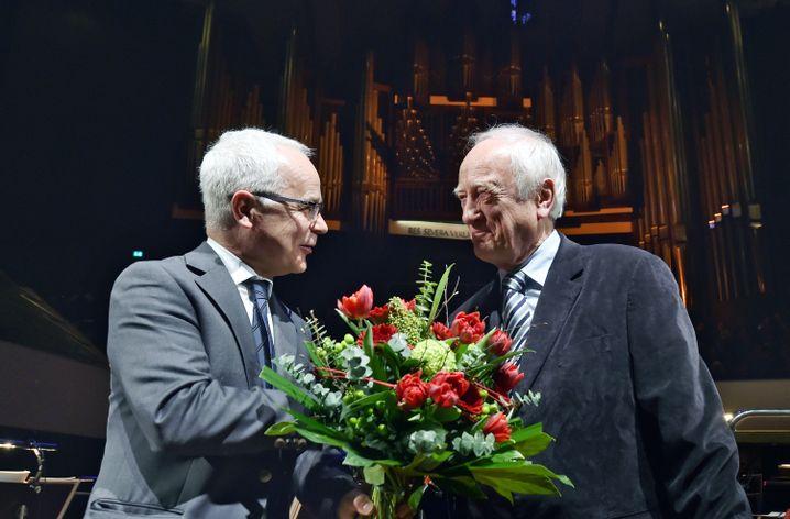 Buchpreis zur europäischen Verständigung für Heinrich August Winkler (r)