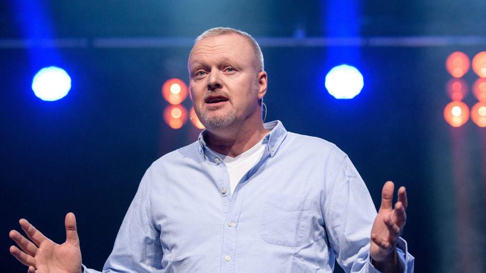 Show-Unternehmer Stefan Raab