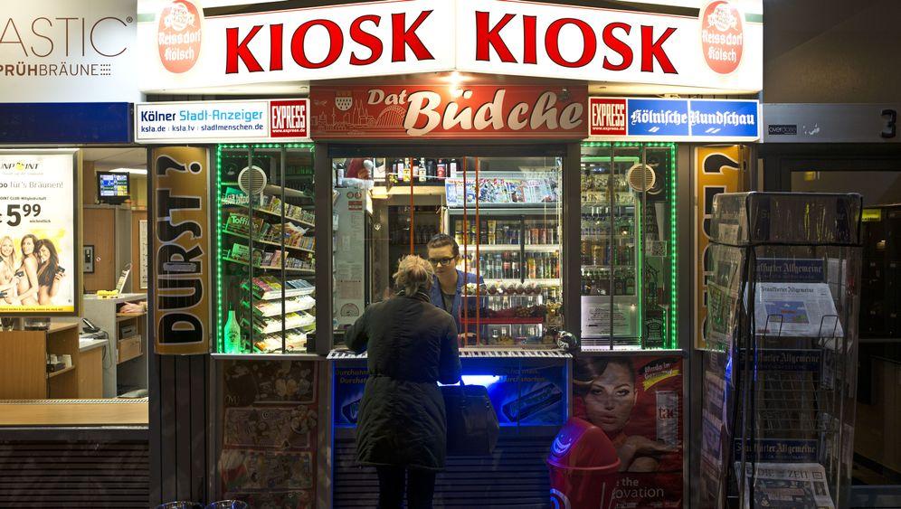 Kölsche Kioske: Ein Büdchen für alles