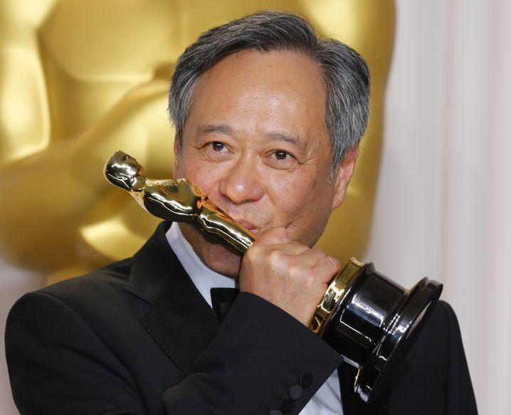 """Ang Lee: Oscar für die beste Regie für """"Life of Pi"""""""