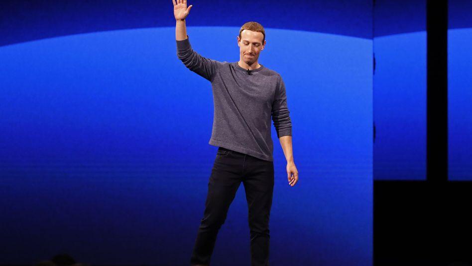 Facebook-Chef Zuckerberg auf der Entwicklerkonferenz F8: Wichtige Fragen zum virtuellen Erbe