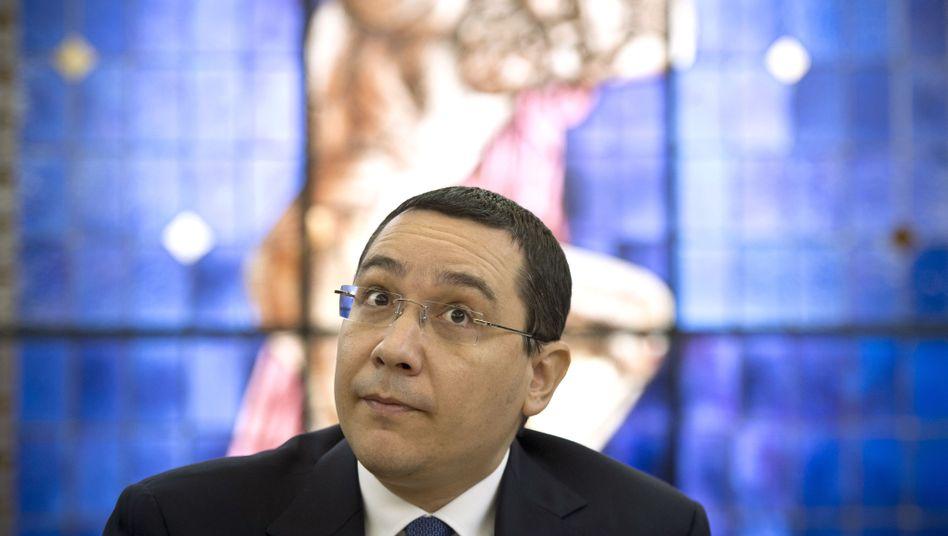 """Rumäniens Premier Ponta: Er will seine """"Unschuld beweisen"""""""