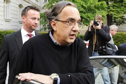 Fiat CEO Sergio Marchionne: Neither Magna nor Fiat is an altruistic prince charming determined to rescue Opel.