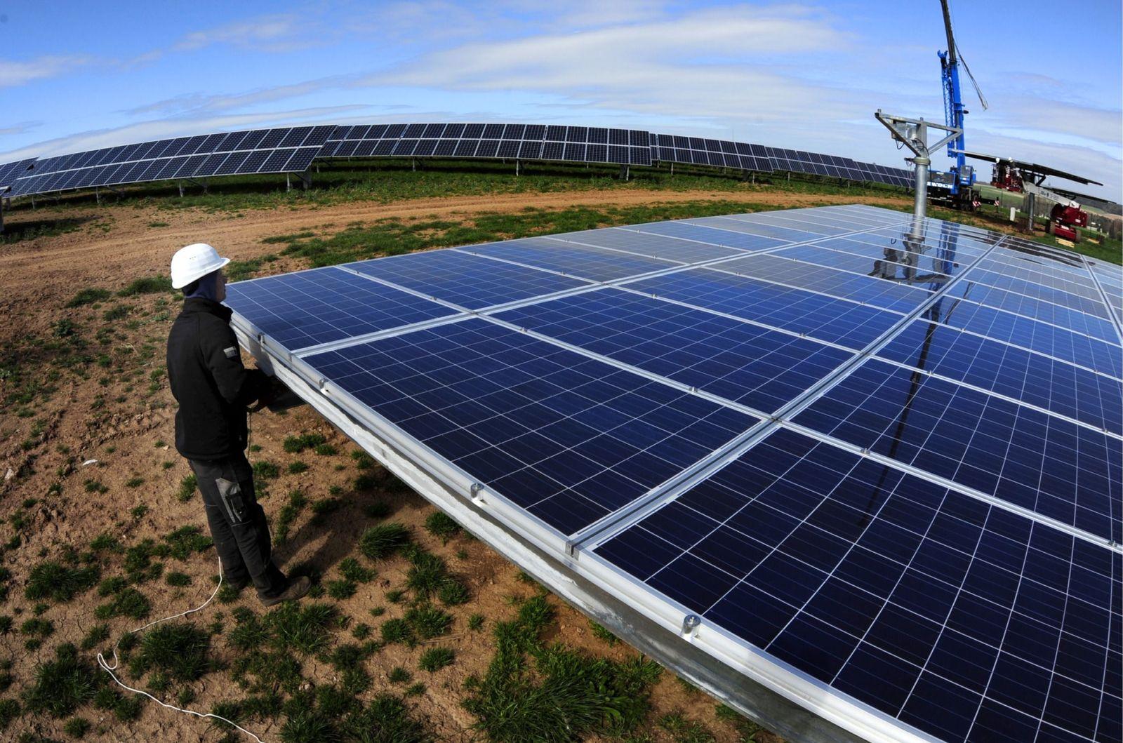 NICHT VERWENDEN Solarenergie
