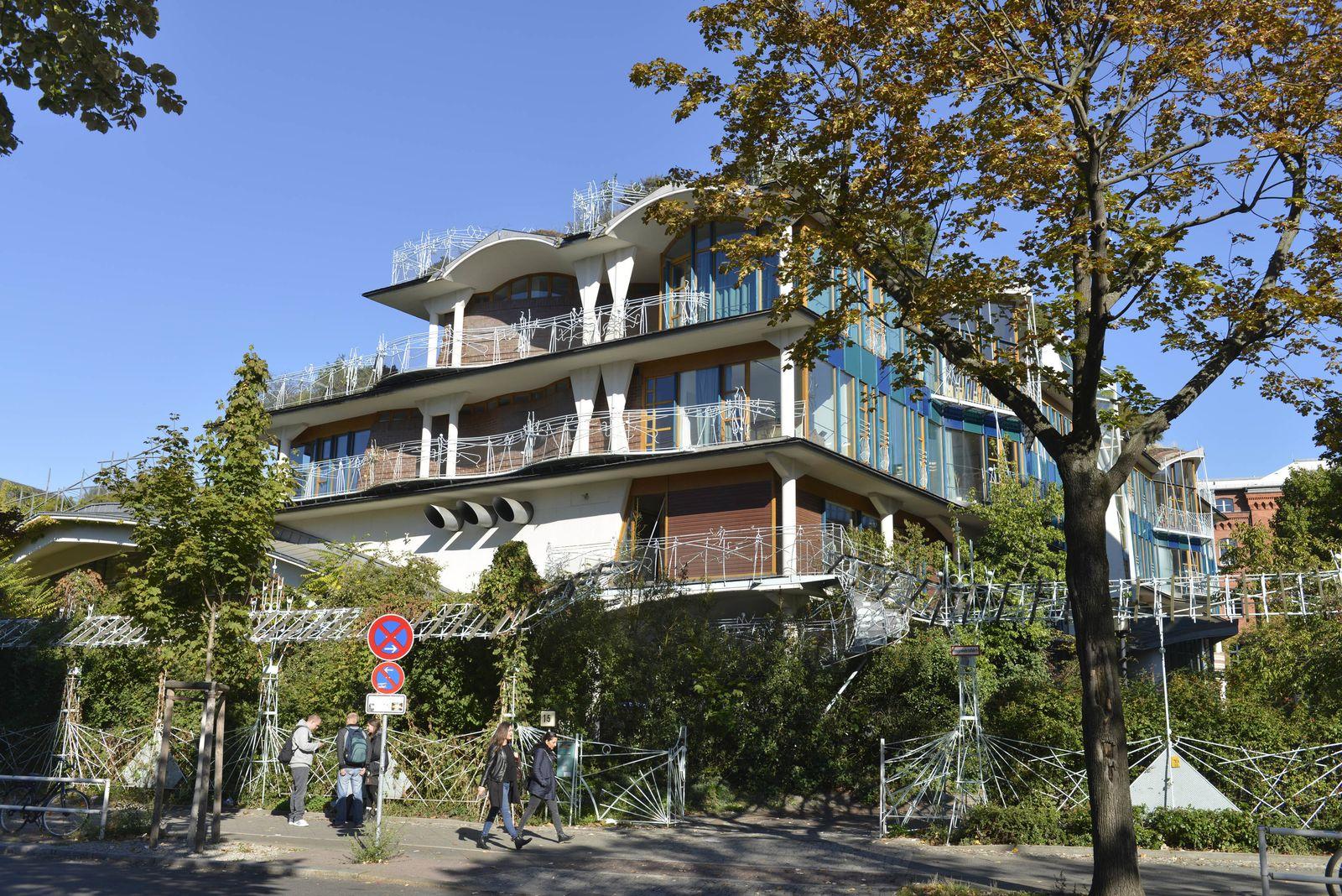 EINMALIGE VERWENDUNG Spreewald-Grundschule / Schöneberg Berlin