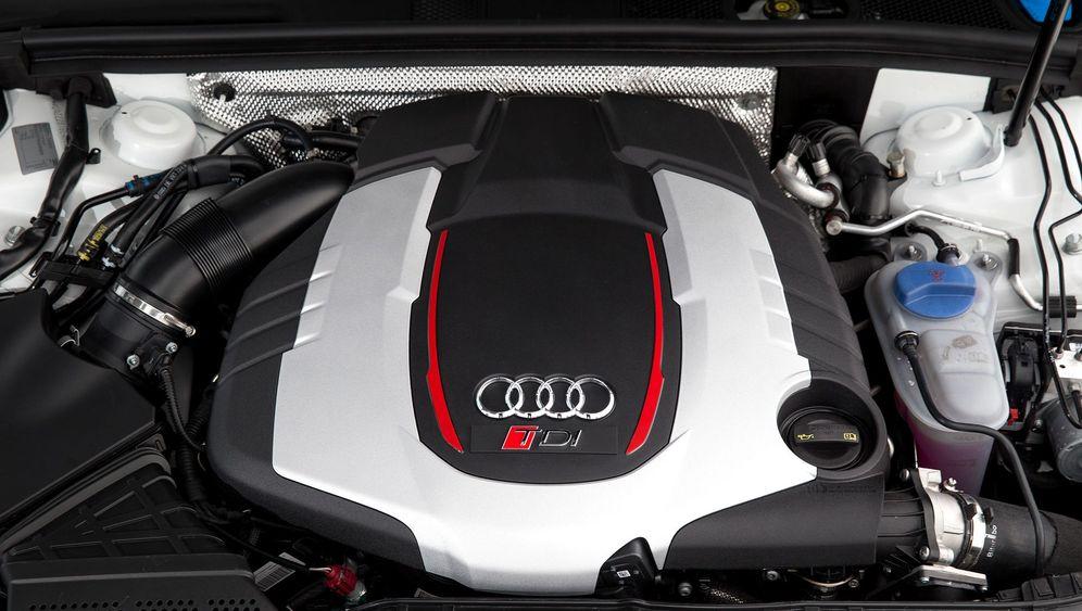 Diesel-Innovationen: Drücken, boosten, stählern