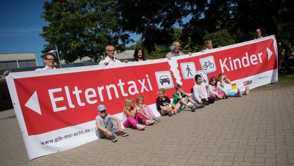 Schüler der Albert-Schweitzer-Grundschule (Hannover)