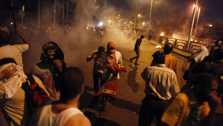 Photo Gallery: A Bloody Weekend in Egypt