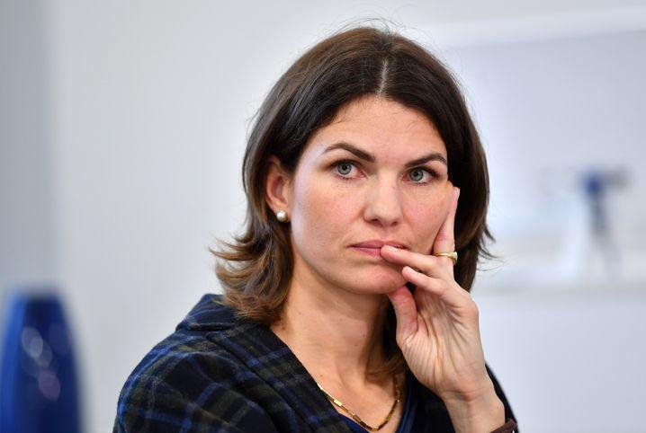 Cornelia Betsch, Psychologieprofessorin an der Universität Erfurt