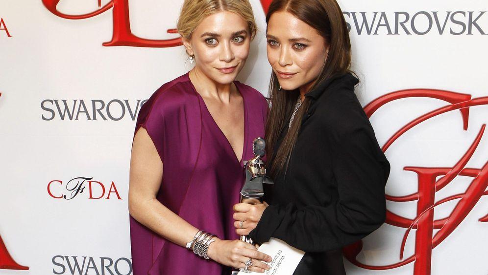 Auszeichnung für Olsen-Zwillinge: Die Designerinnen des Jahres