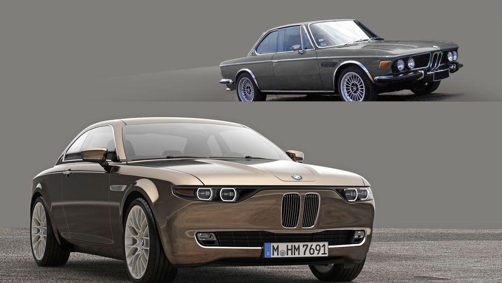 Virtuelle Auto-Klassiker: Mit einer Handvoll Linien