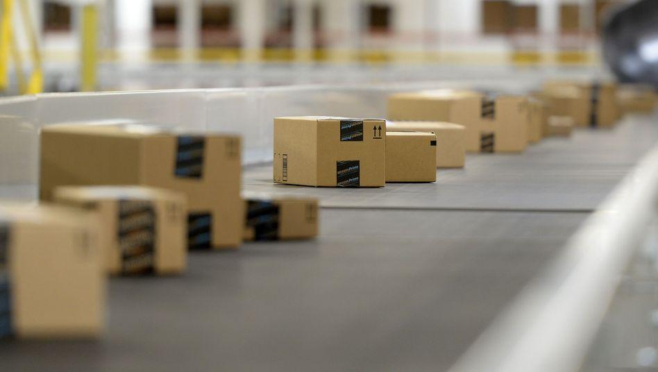 Amazon-Verteilstelle: Investitionen zahlen sich aus