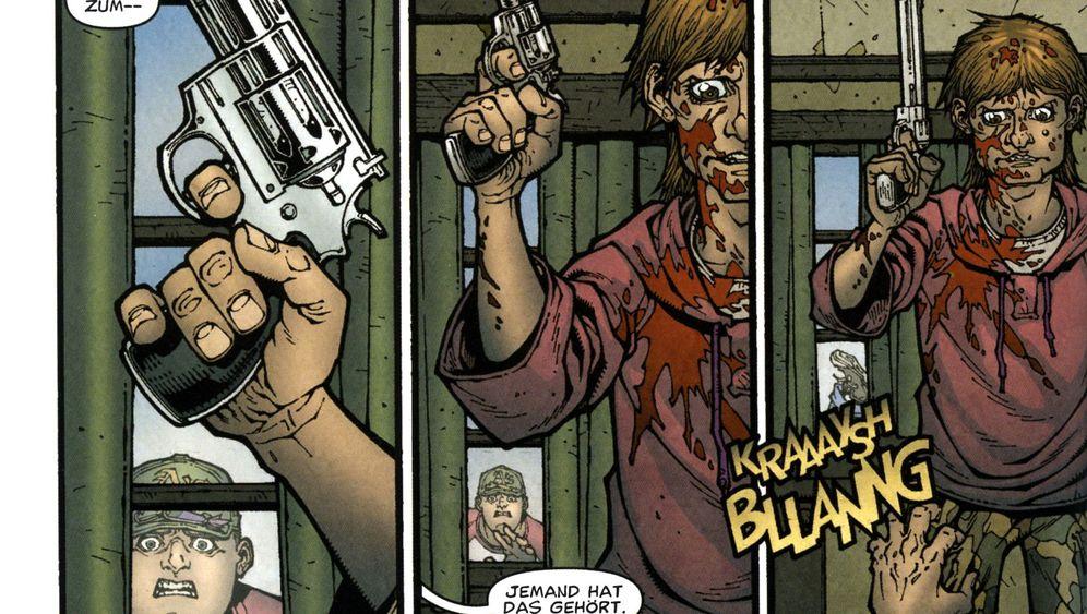 """Horror-Comic """"Locke & Key"""": Gefangen im falschen Paradies"""