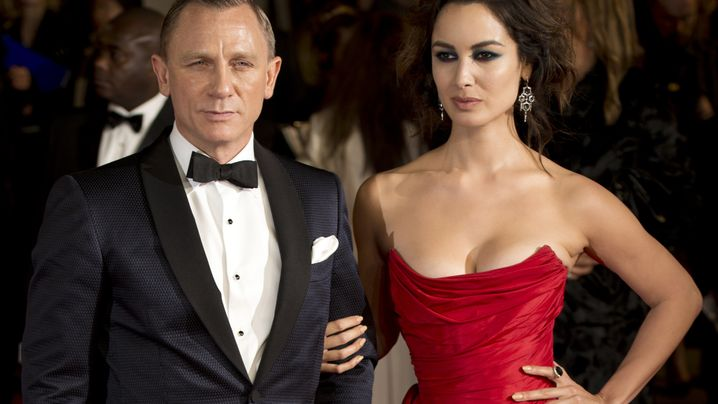 Bond-Premiere in London: 007 und die Vamps
