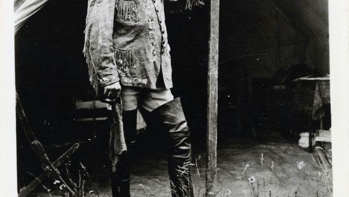 Peng, peng, Bison tot: Buffalo Bill - der Mann, der den Wilden Westen erfand
