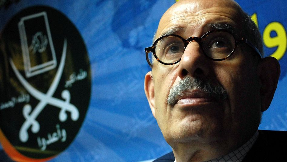 """Former IAEA chief ElBaradei: Report must trigger """"hard questions"""" in Egypt"""