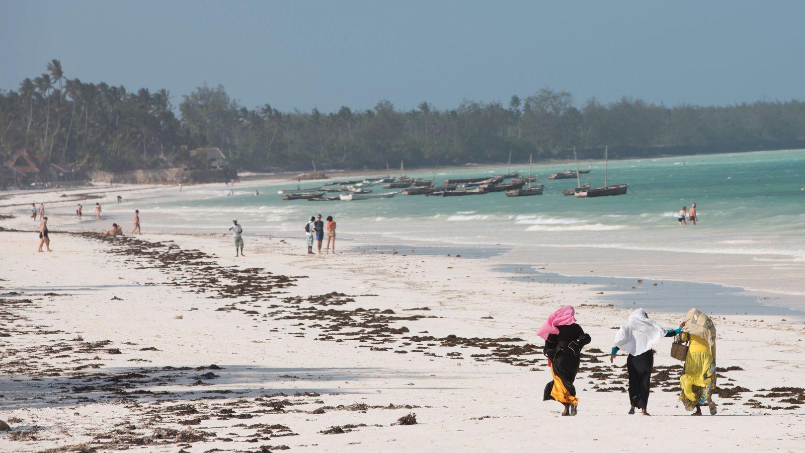 Zanzibar tourism