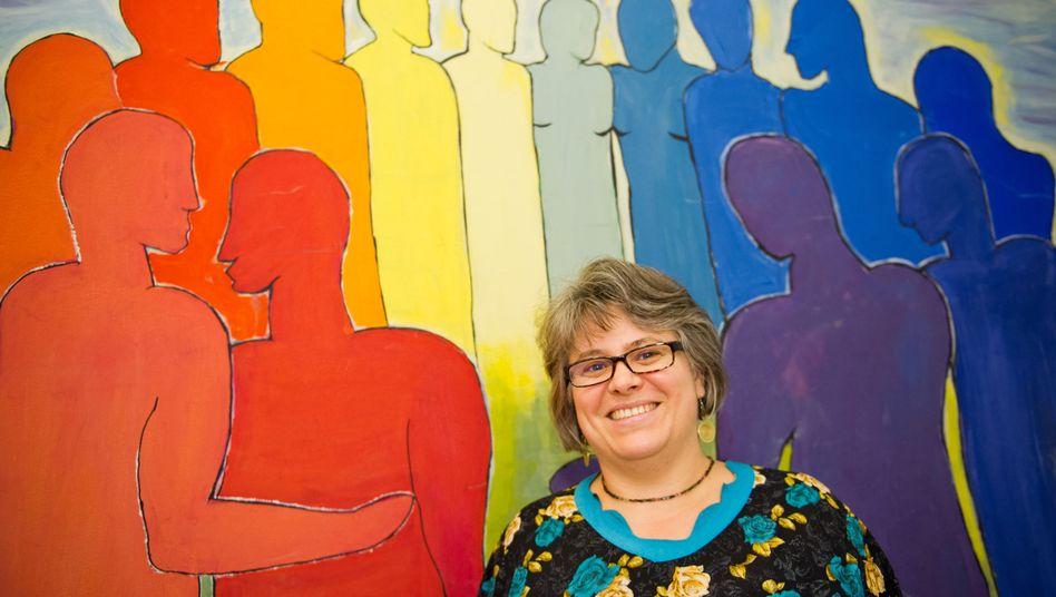Aids-Beraterin Antje Sanogo: Niemand soll sich unberührbar fühlen