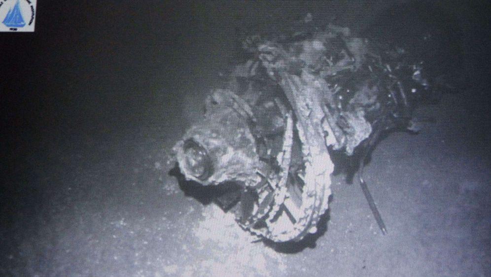 Todesflug AF 447: Die Bilder vom Wrack auf dem Meeresboden