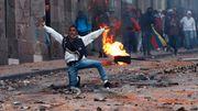 Ecuador ruft Ausnahmezustand aus