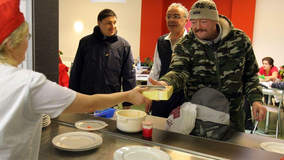 Lebensmittel für Bedürftige: qualitative Mindeststandards erhalten