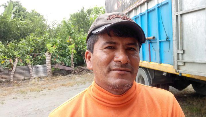 Plantagenarbeiter in Ecuador: Zwei Drittel des Lohns für doppelte Schichten