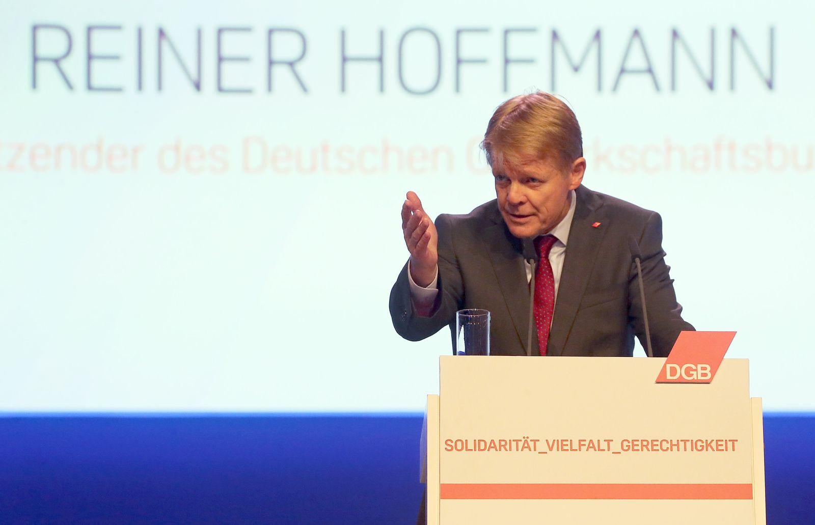Bundeskongress des Deutschen Gewerkschaftsbundes