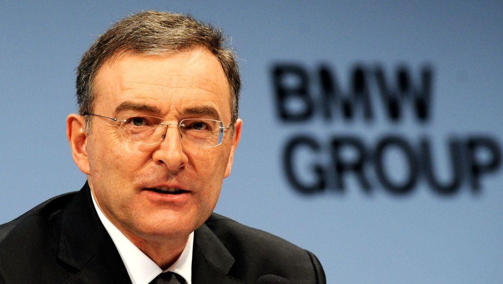 E-Mobil: BMW-Chef Reithofers riskante Zukunftsstrategie