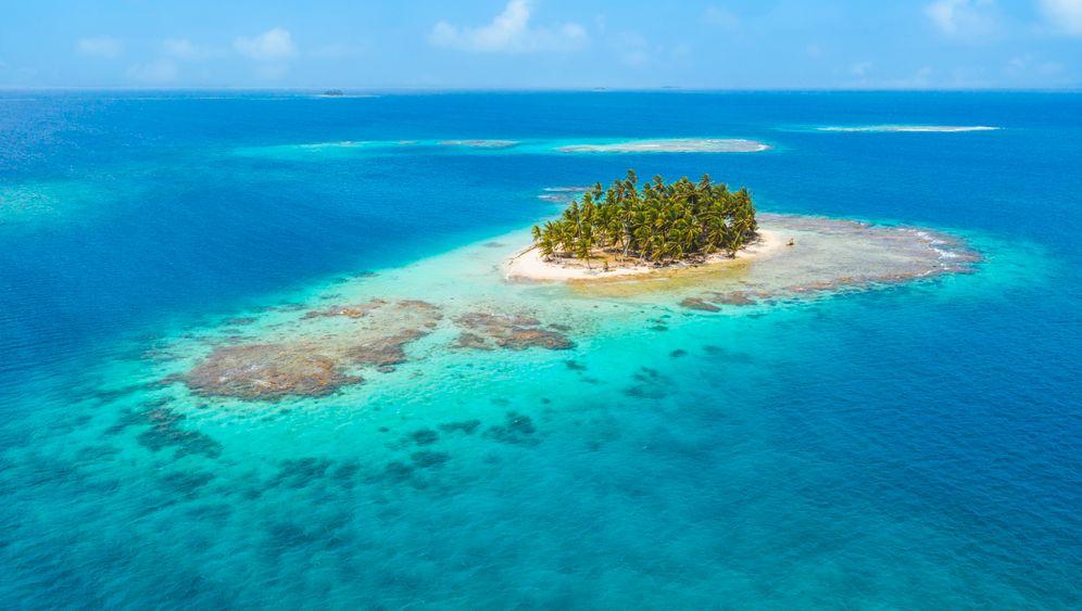 Pazifikinseln von San Blas in Panama: Vom Untergang bedroht