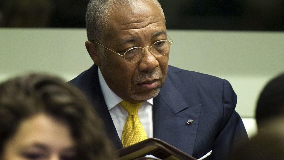 """Liberias Ex-Staatschef Taylor in Den Haag: """"Wo bleibt da die Gerechtigkeit?"""""""