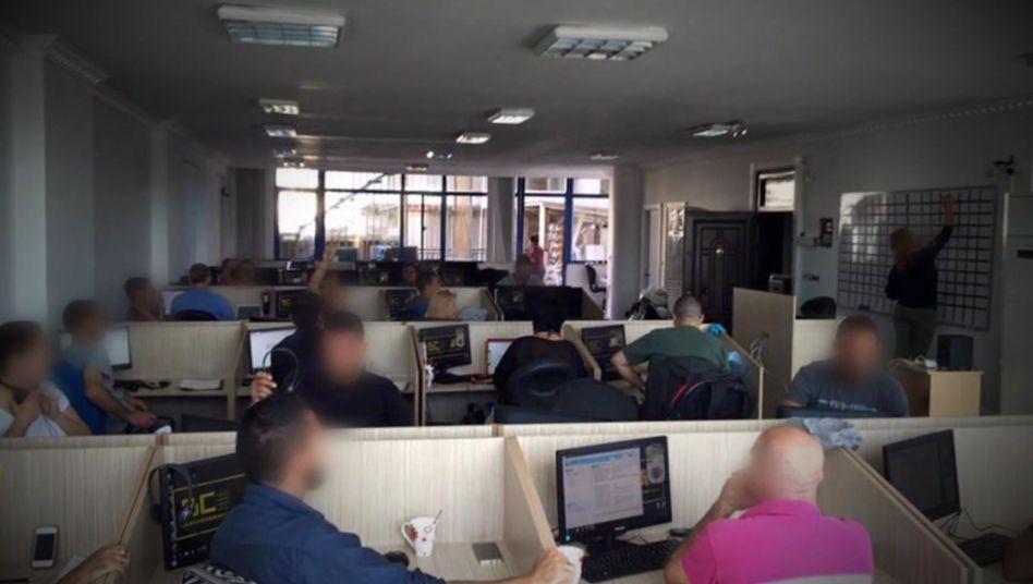 Callcenter in der Türkei (Archivfoto)