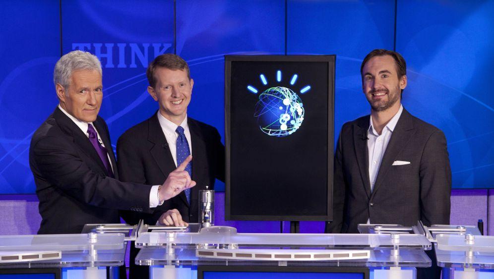 Supercomputer gegen Mensch: Watson spielt Jeopardy