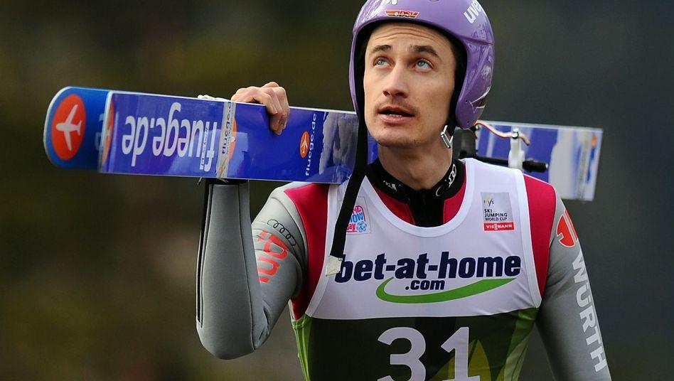 Skispringer Schmitt: Und noch ein Jahr
