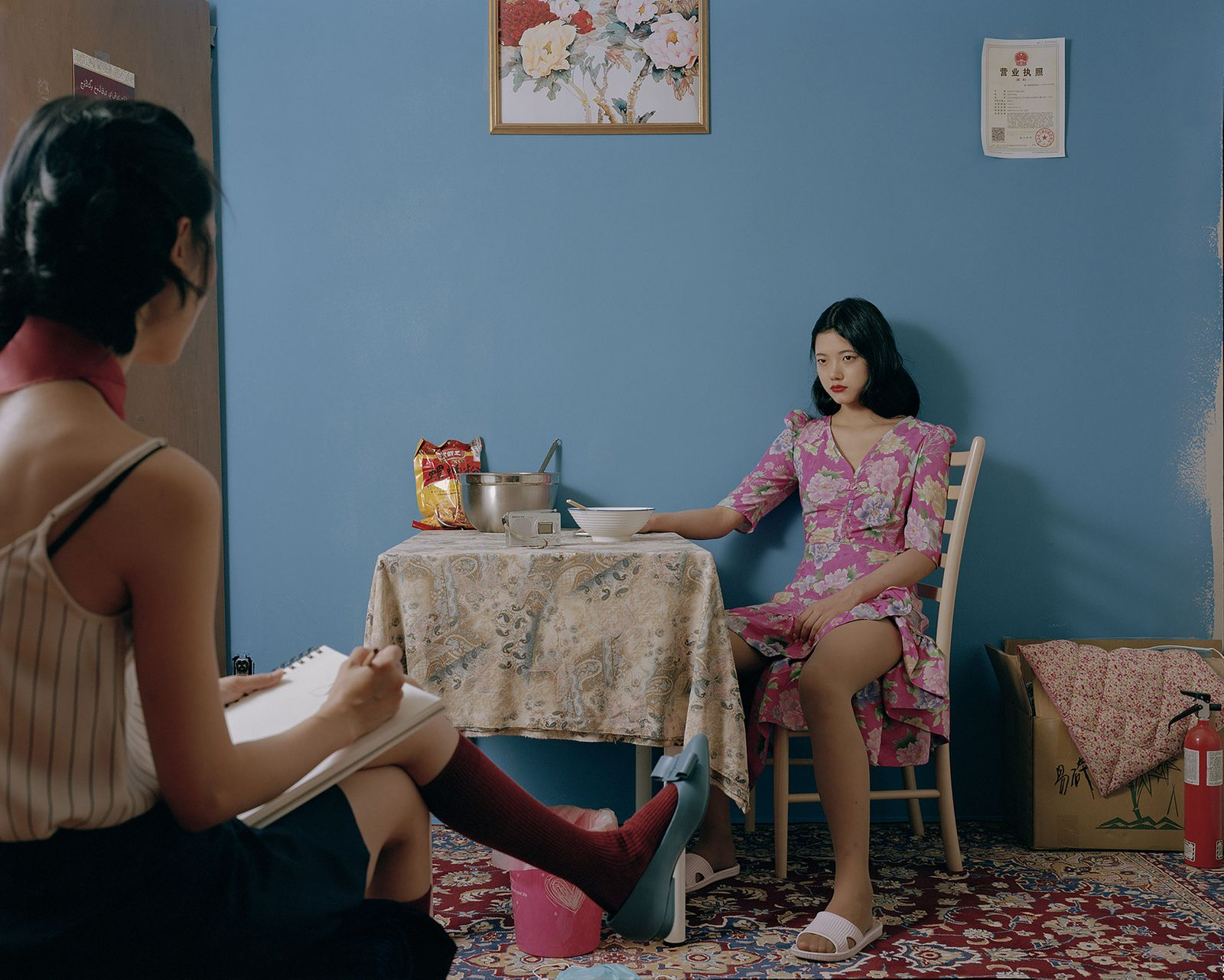 Guoman Liao, Winner, 2nd Place, Single Image, LensCulture Art Photography Awards 2021