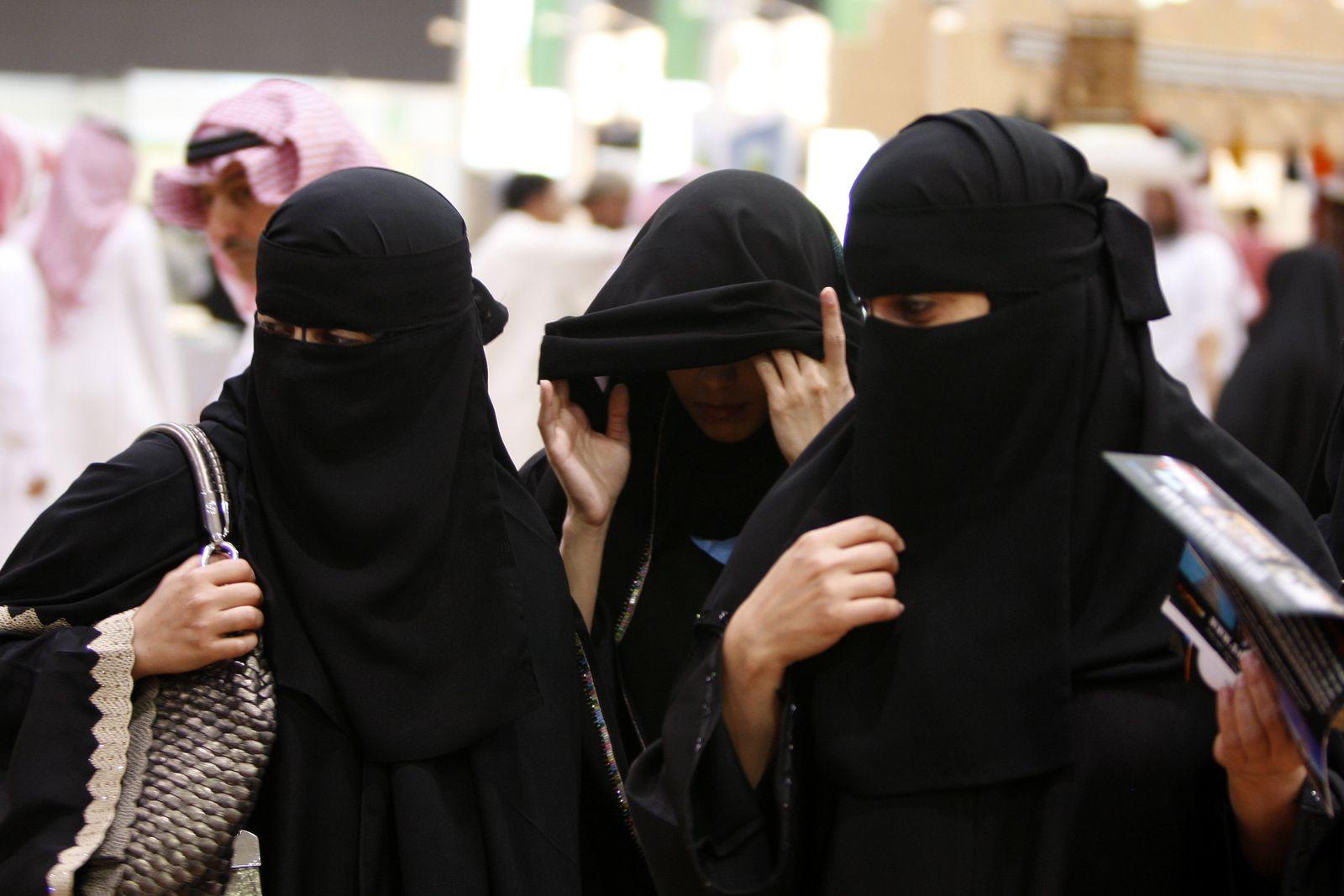 Frauen / Saudi-Arabien