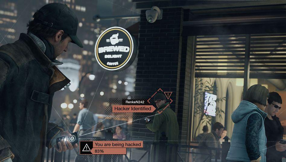 """Aktueller Ubisoft-Titel """"Watch Dogs"""": Ungewöhnlich erfolgreich am Erstverkaufstag"""