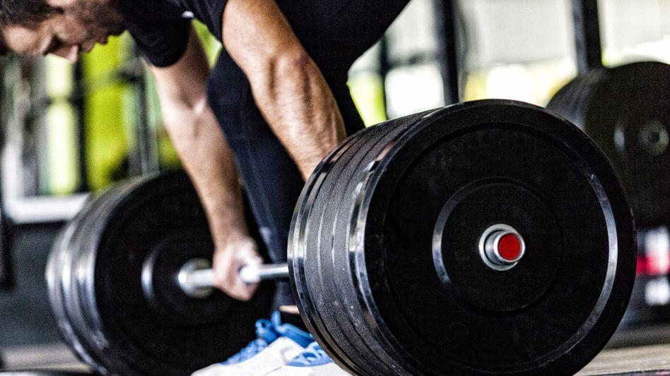 Gewichtheben - seit 1896 olympisch