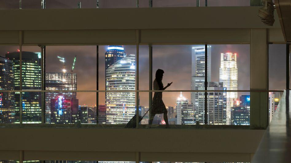 Geschäftsreisen gehören zum Alltag vieler Unternehmensberater - Corona verändert ihren Alltag