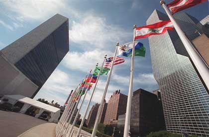Uno-Hauptquartier in New York: Verwanztes Terrain?