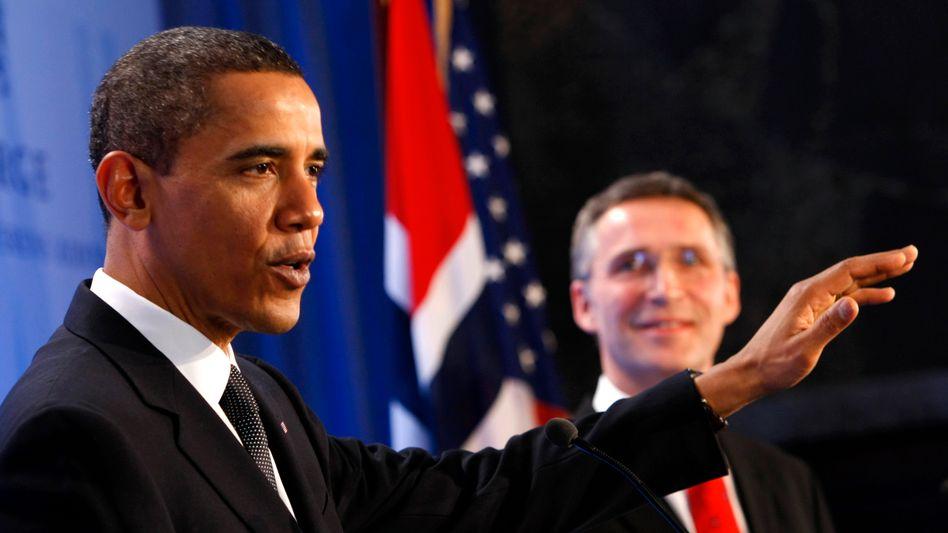 Friedensnobelpreis für Obama: Falscher Preis zur falschen Zeit