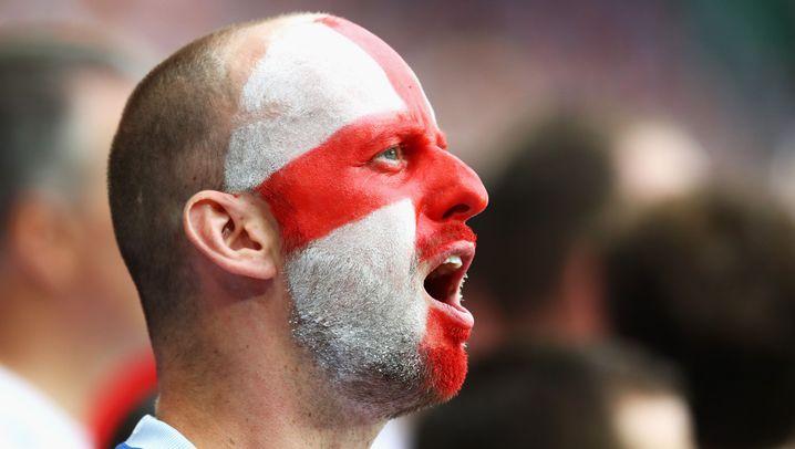 EM 2016: England nach Remis in K.-o.-Runde